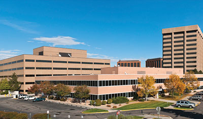 CHERRY CREEK CORPORATE CENTER